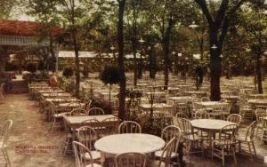 Bismarck Gardens, ca. 1915